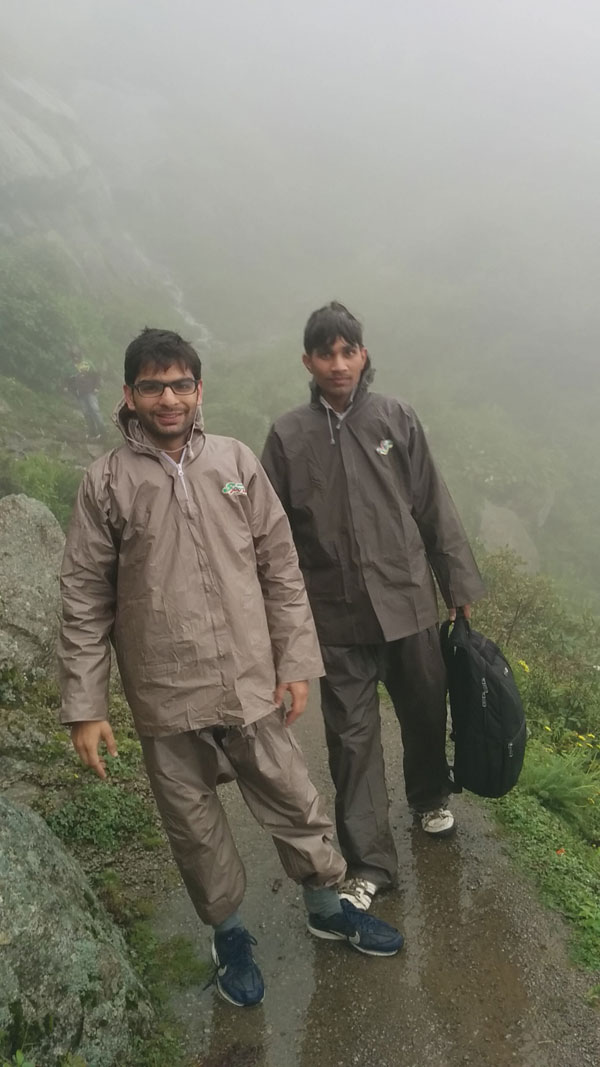 Bad Weather, Monsoon, Rain in Himalayas