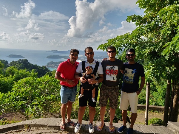 viewpoint in Phuket