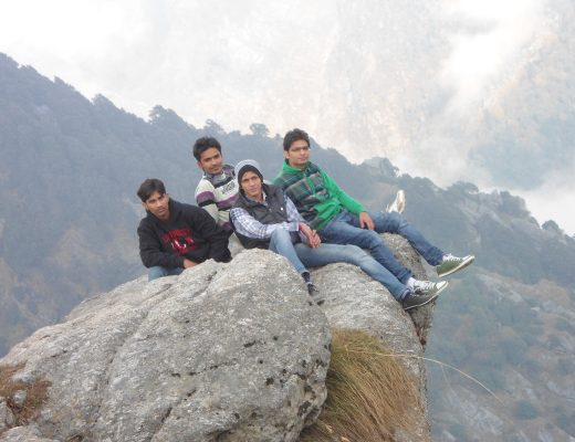 View Pictures Of The Triund Trek From The Year 2012
