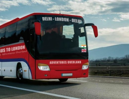Delhi To London – Once In A Lifetime Bus Journey Will Start This Year
